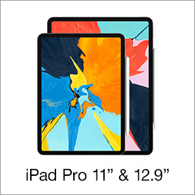 iPad Pro 11 and 12.9