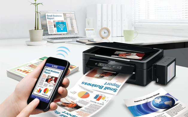 Wireless printing made easy