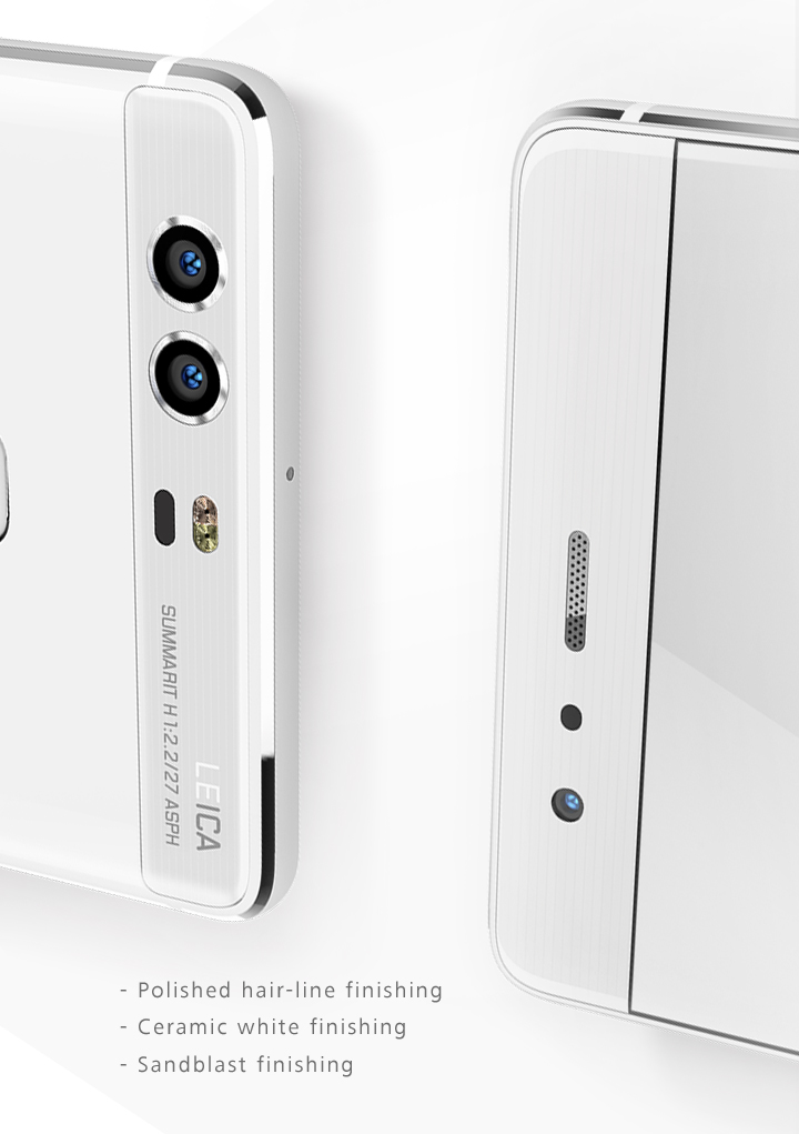 huawei p9 ceramic white. huawei p9 features ceramic white