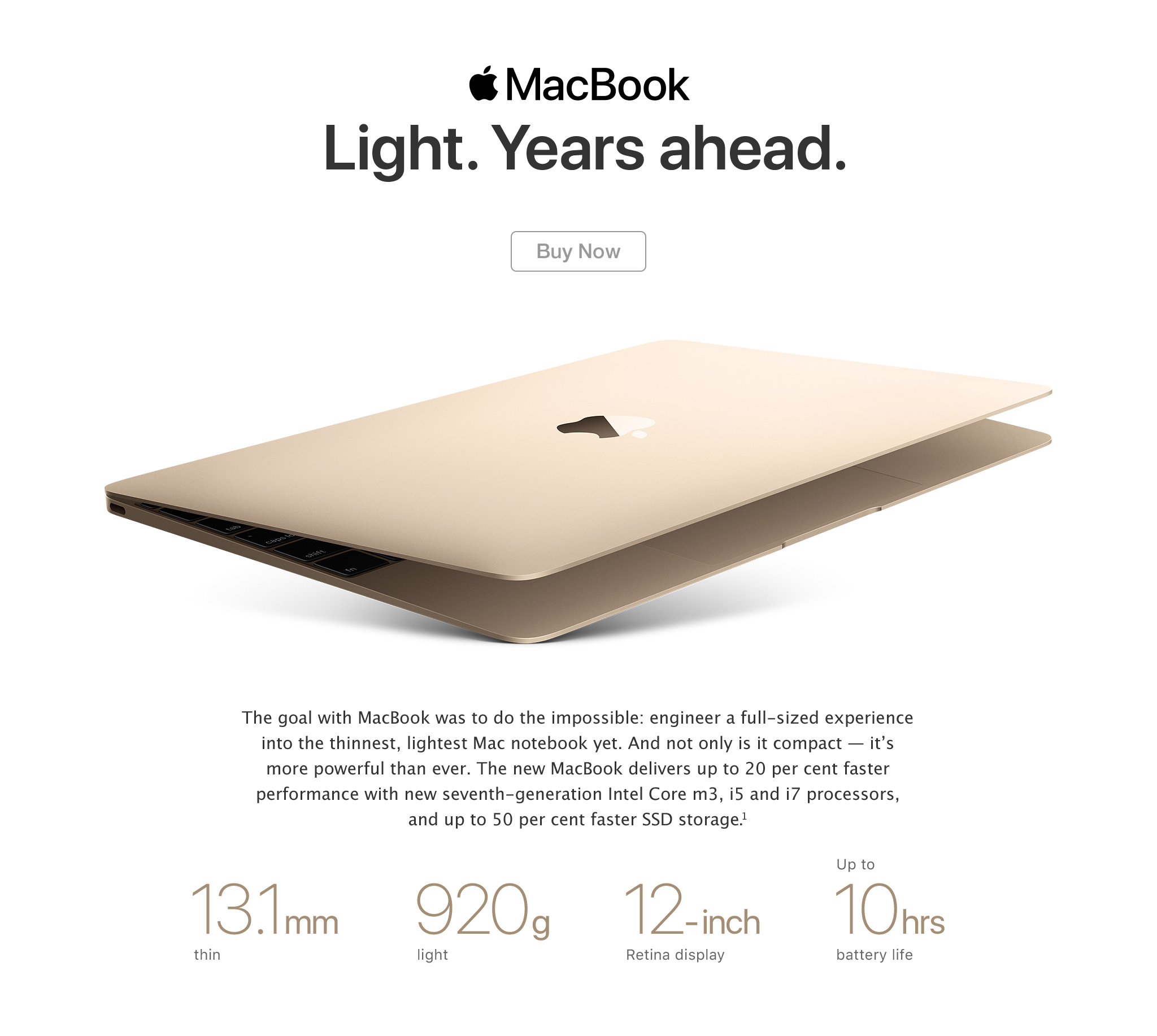 MacBook buy now