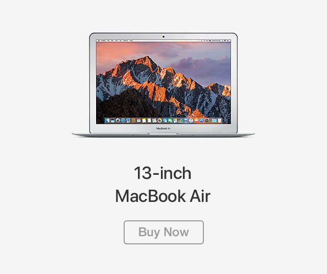 MacBook Air buy now
