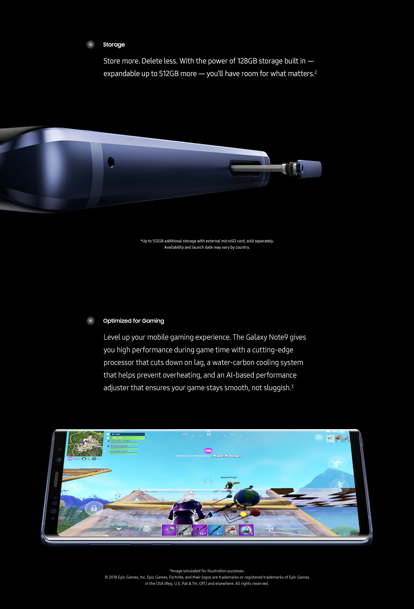 Samsung Galaxy Note9   Harvey Norman New Zealand