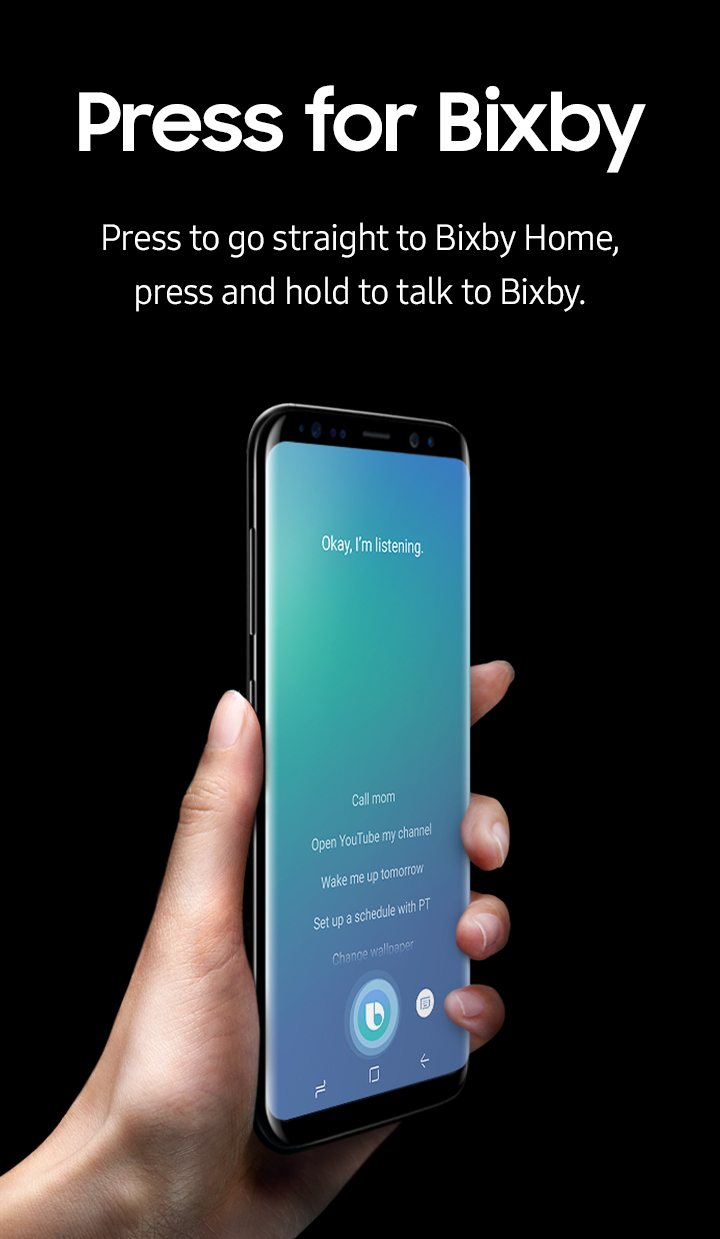 Galaxy S8 intelligence