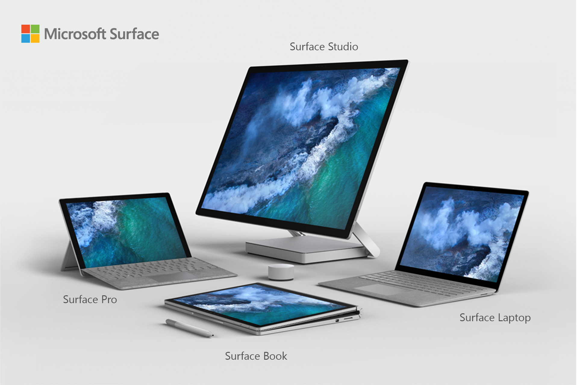 Microsoft Surface Family