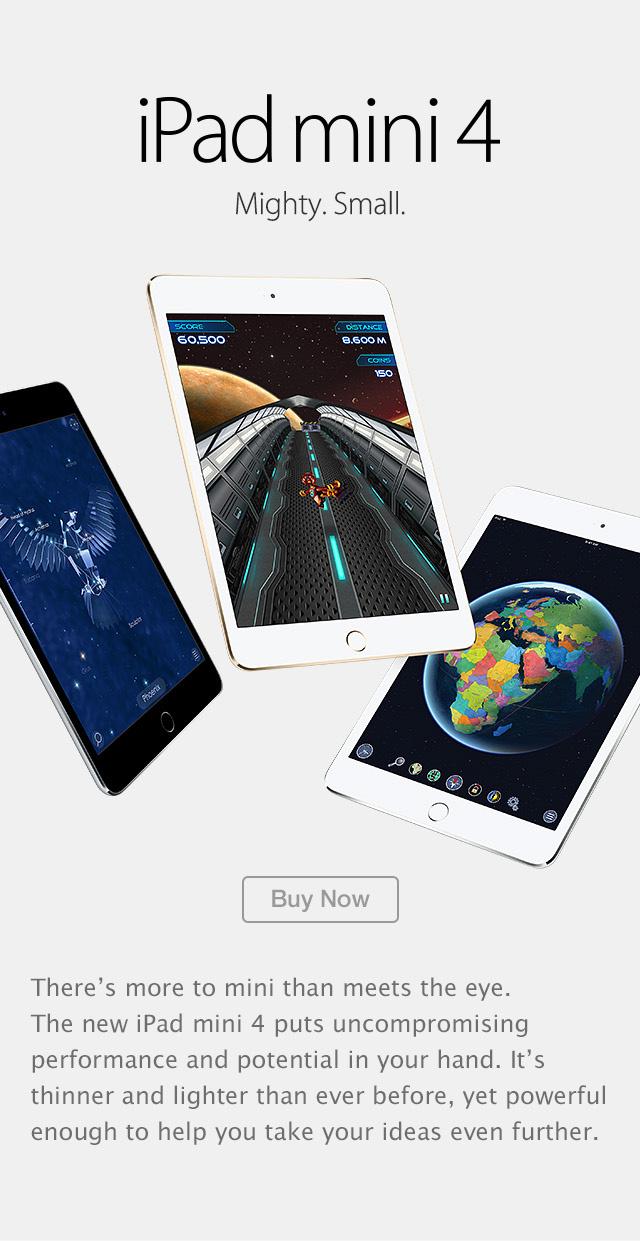 iPad mini 4 buy now
