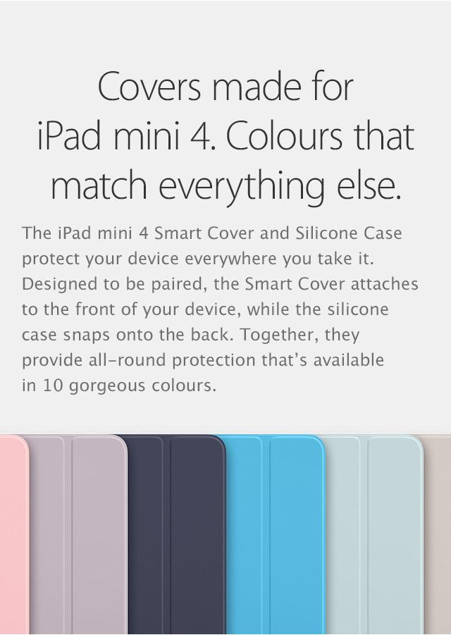 iPad mini 4 feature