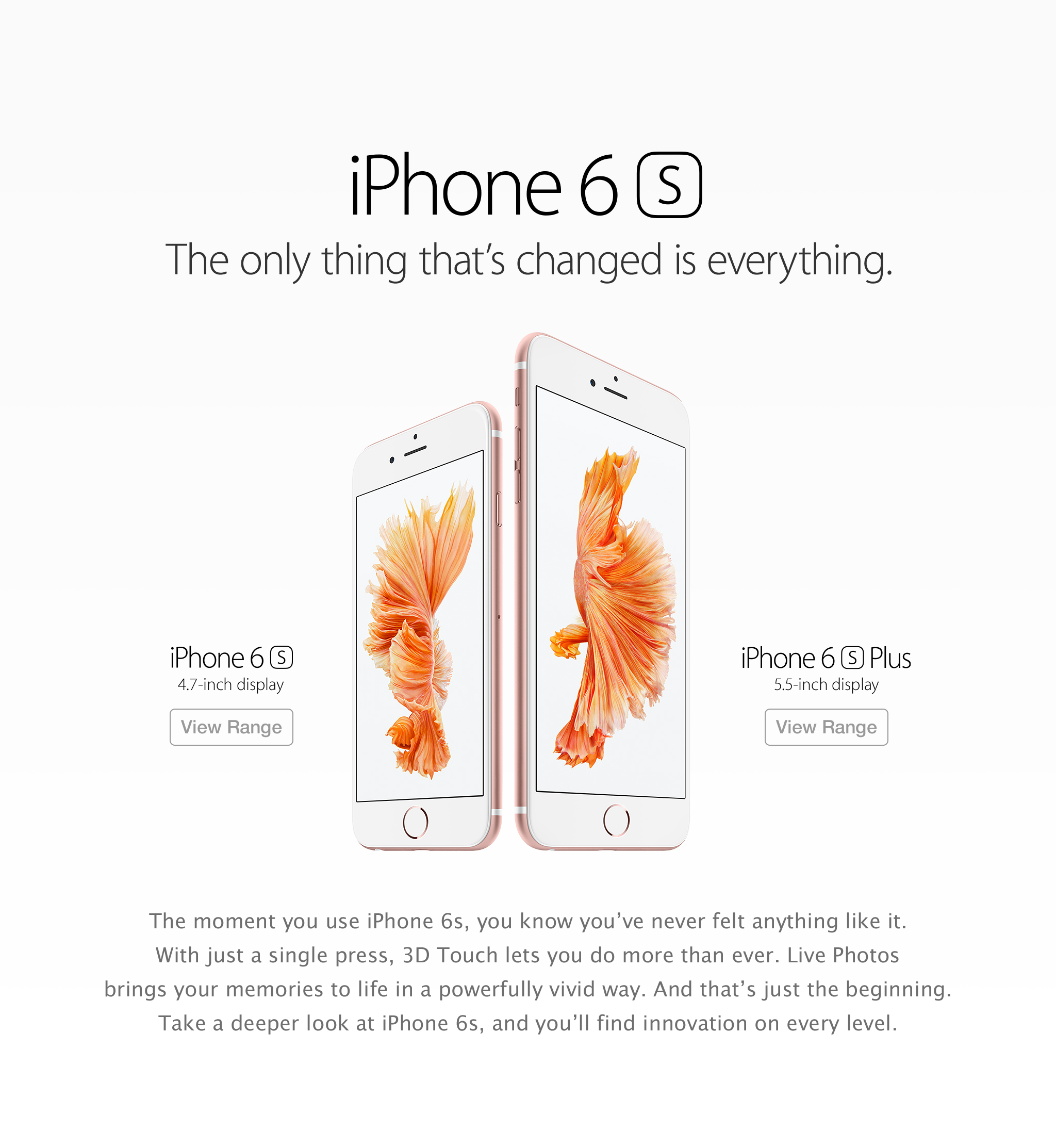 iPhone 6s | Harvey Norman New Zealand