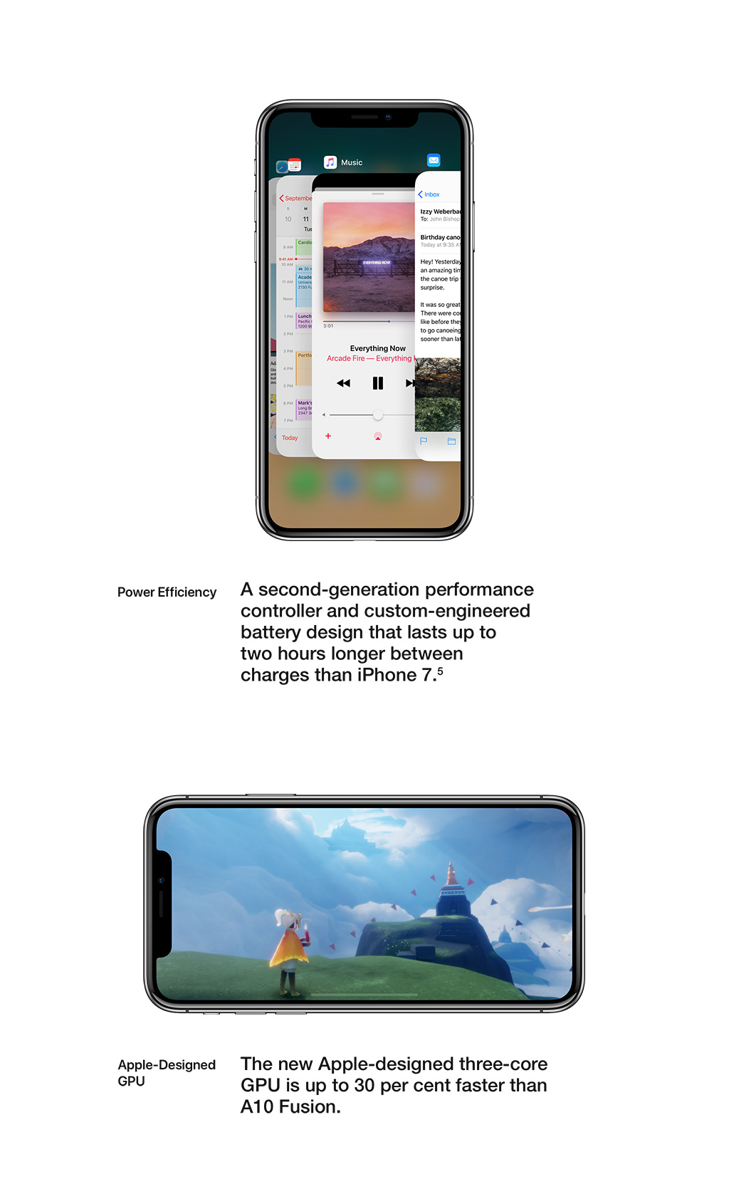 iPhone 8 features