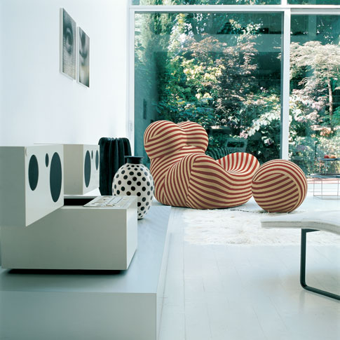 B b italia space furniture for Bb itala