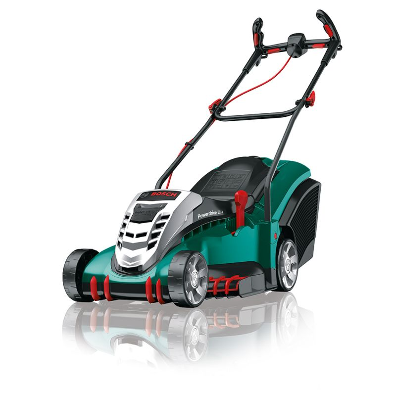 Bosch Lawn Mower 36V Cordless 43cm with 1 X 4.0AH battery and Charger Rotak 43LI