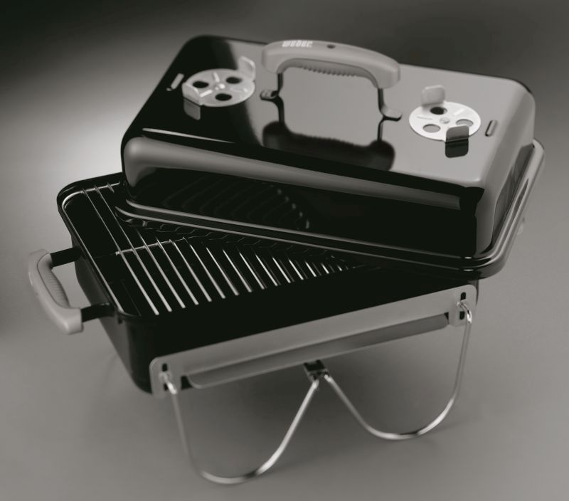 Weber Go-Anywhere Charcoal BBQ