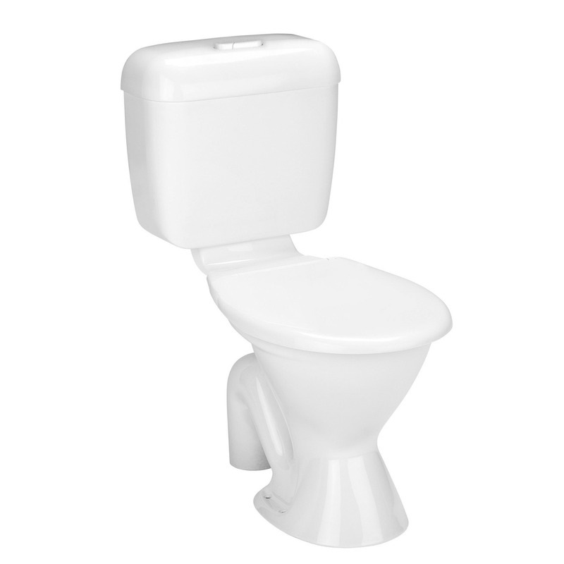 Stylus Tasman Connector Toilet Suite P Trap