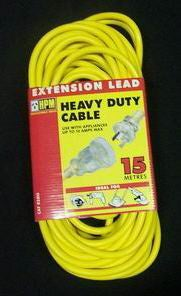 Lead Extension Heavy Duty 10A 15M