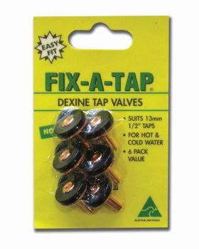 Valve Tap Dexine 6 Pack