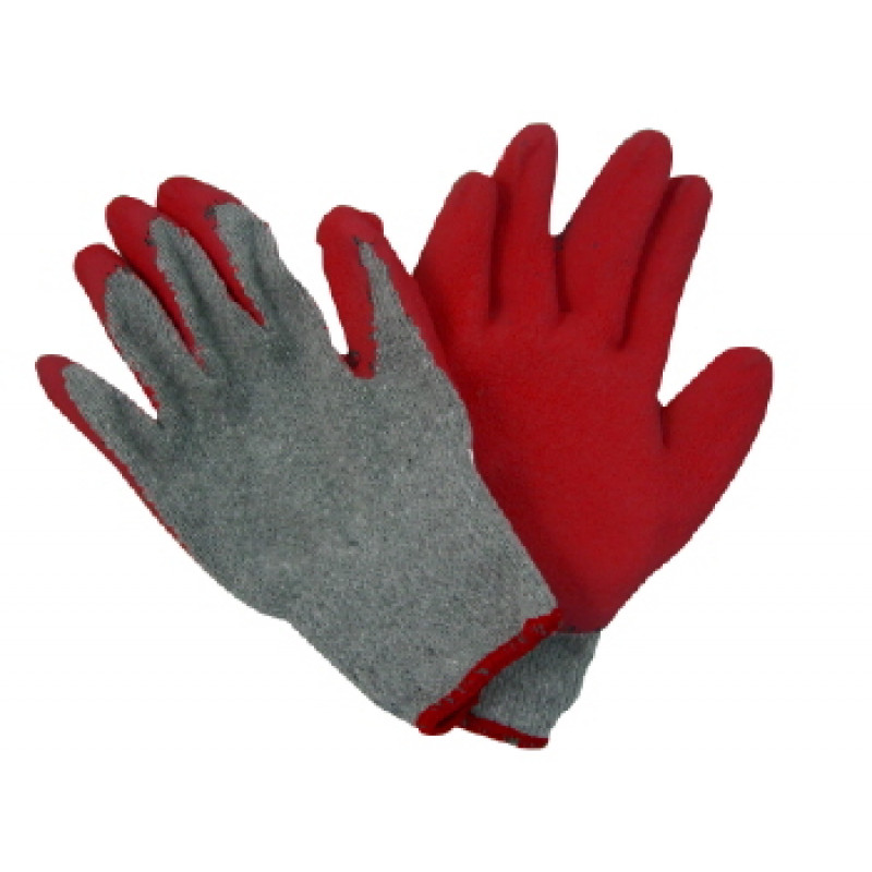 Buy Right® Latex Dipped Garden Gloves