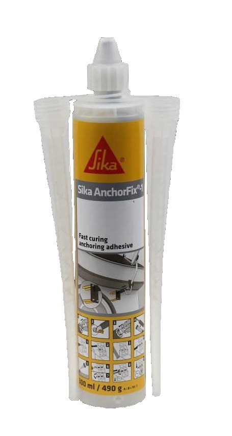 Sika Anchorfix®-1 Fast Curing Anchoring Adhesive 300ml