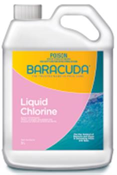 Baracuda Liquid Chlorine