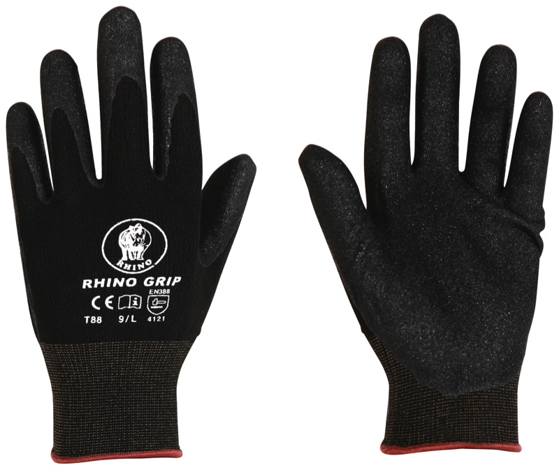 Rhino Synthetic Grip Gloves