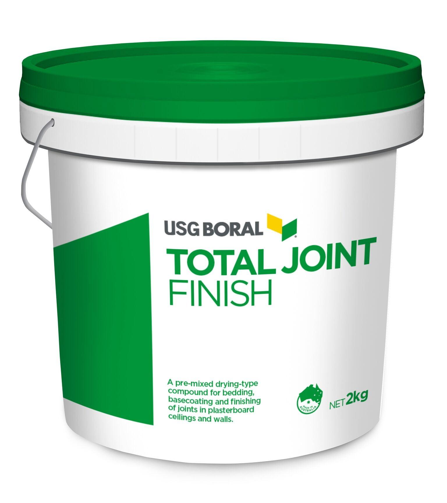 USG Boral Total Joint Finish