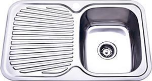 Ultimate Single Bowl Kitchen Sink RH