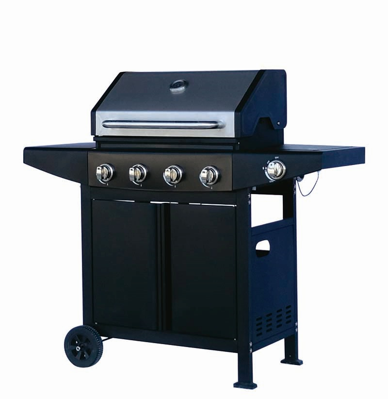 Yarra 4 Burner Hooded BBQ