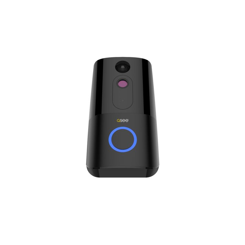 Q-See HD Video Intercom Doorbell 720p