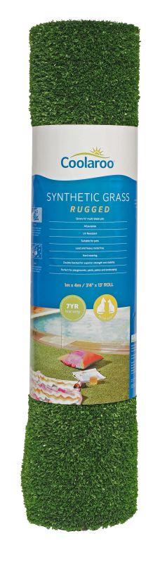 Coolaroo Synthetic 1 x 4m Handy Turf Prepack Rugged