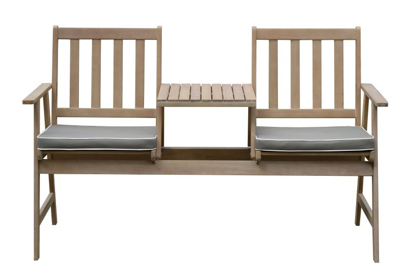 Fine Jack Jill Timber Bench Seat Ncnpc Chair Design For Home Ncnpcorg