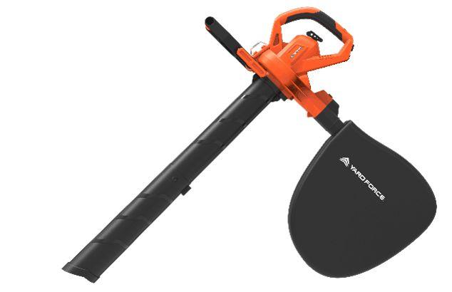 Yard Force 40V Blower Vacuum Skin LB G20W