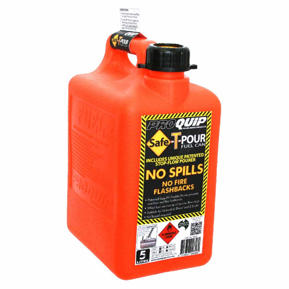 Pro Quip Safe-T-Pour Fuel Can 5 Litre
