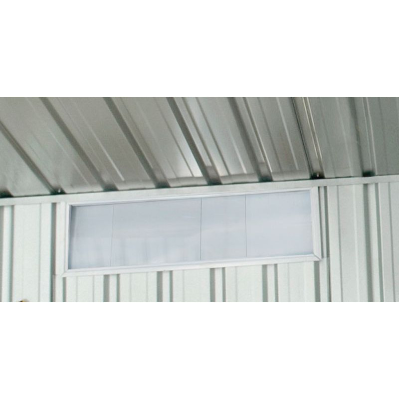 Absco 220mm x 700mm  Sliding Perspex Window