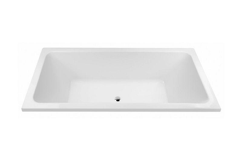 Decina Carina Bath Inset White