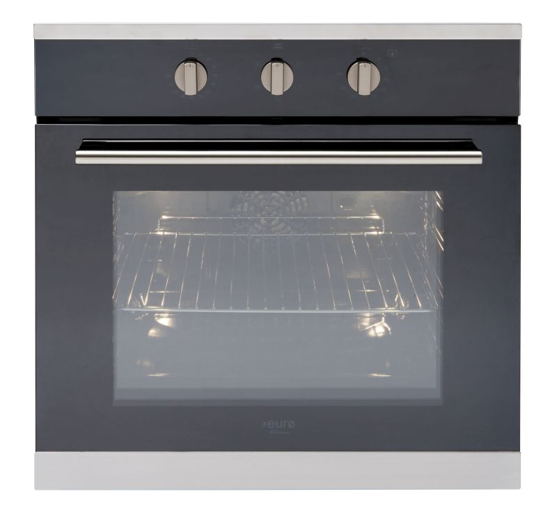 Euro 60cm Fan Forced Electric  Oven