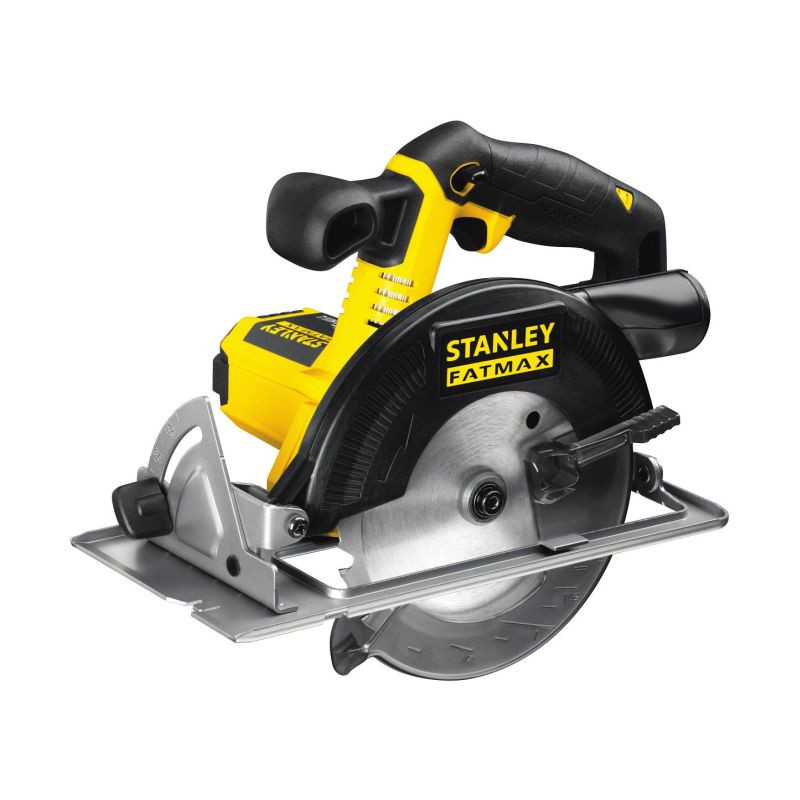 Stanley FatMax 18V 165mm Circular Saw Skin - Home Timber & Hardware