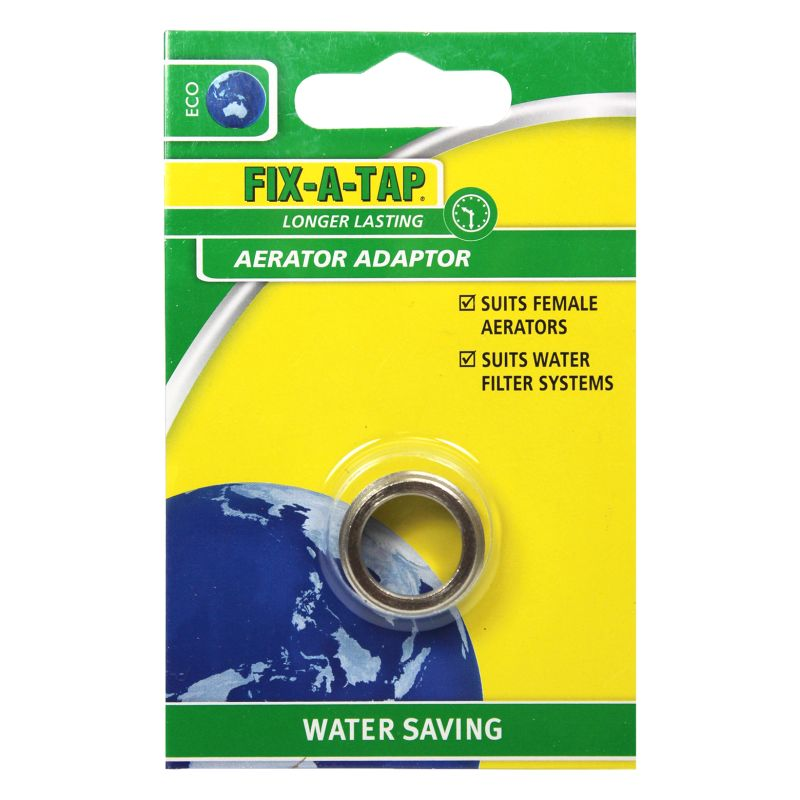 FIX-A-TAP Aerator Adaptor Male to Male 13mm