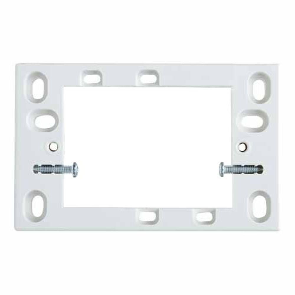 HPM Surface Mounting Block White