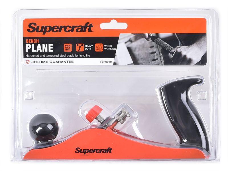Supercraft Bench Plane 235mm