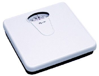 Scale bathroom weight checker