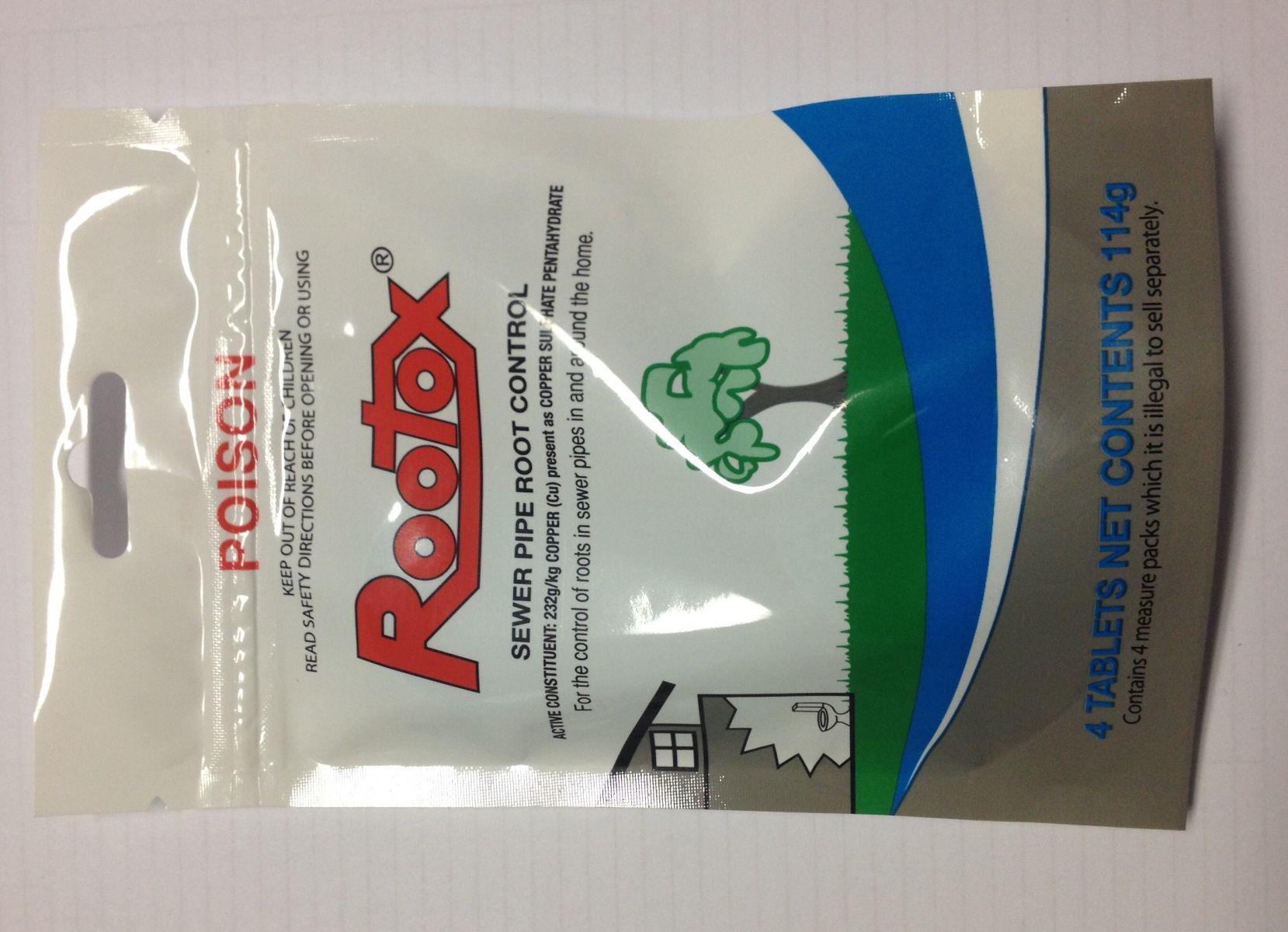 Rootox Tablet - 4 Pack
