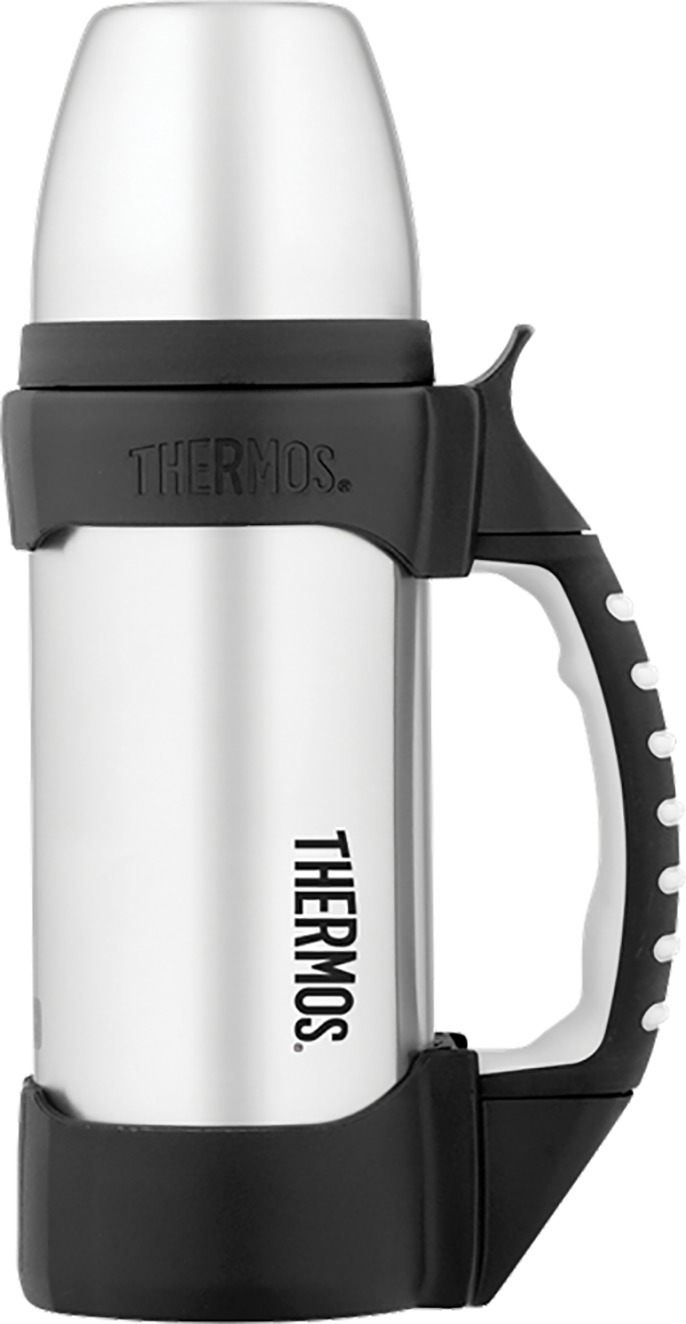Thermos The Rock 1L Stainless Steel Vacuum Insulated Flask