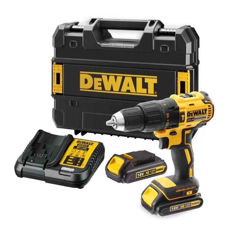 DeWalt 18V Hammer Drill Kit