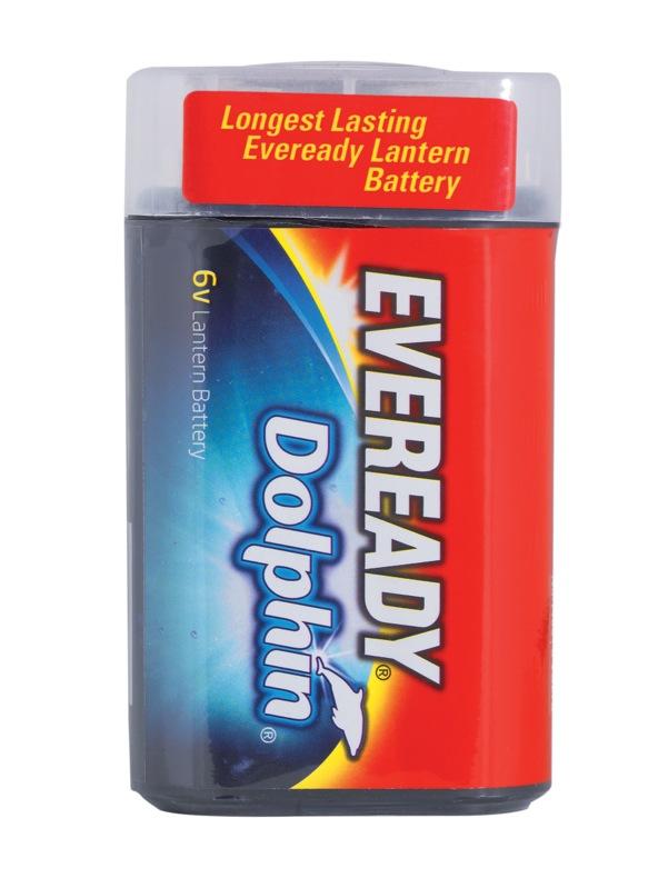 Eveready Dolphin 6V Battery