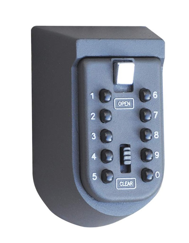 Wall Mount Key Safe
