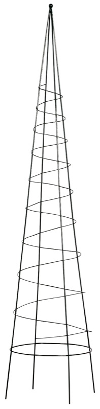 Hammertone Wire Obelisk