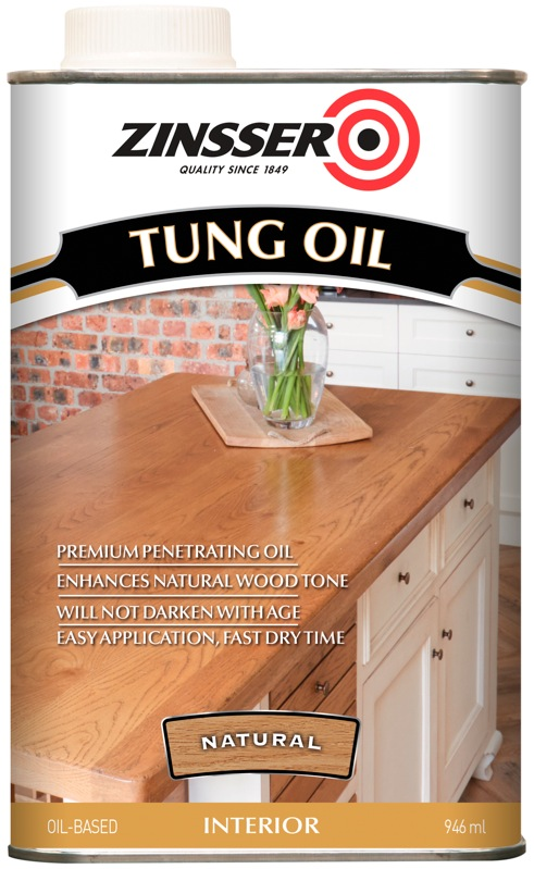 Zinsser Tung Oil 946ml