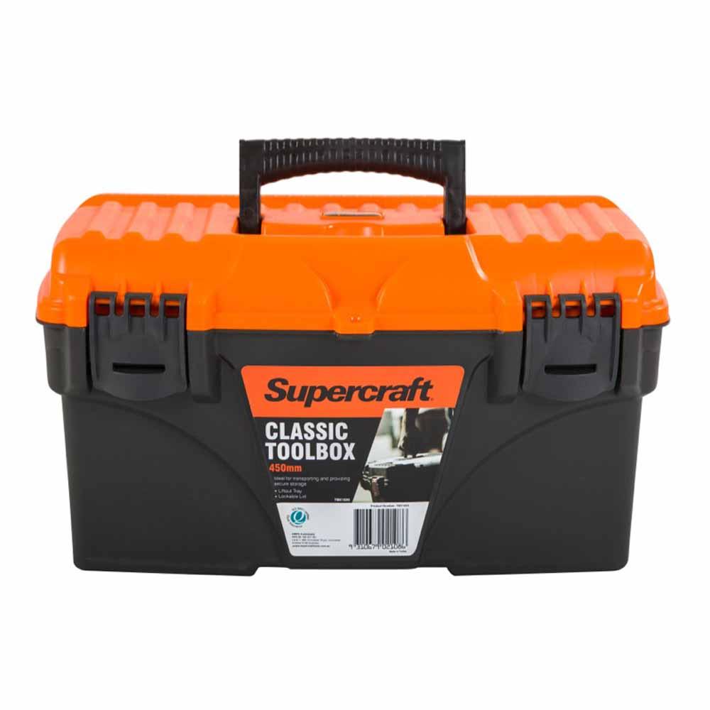 Supercraft Classic 450mm Toolbox