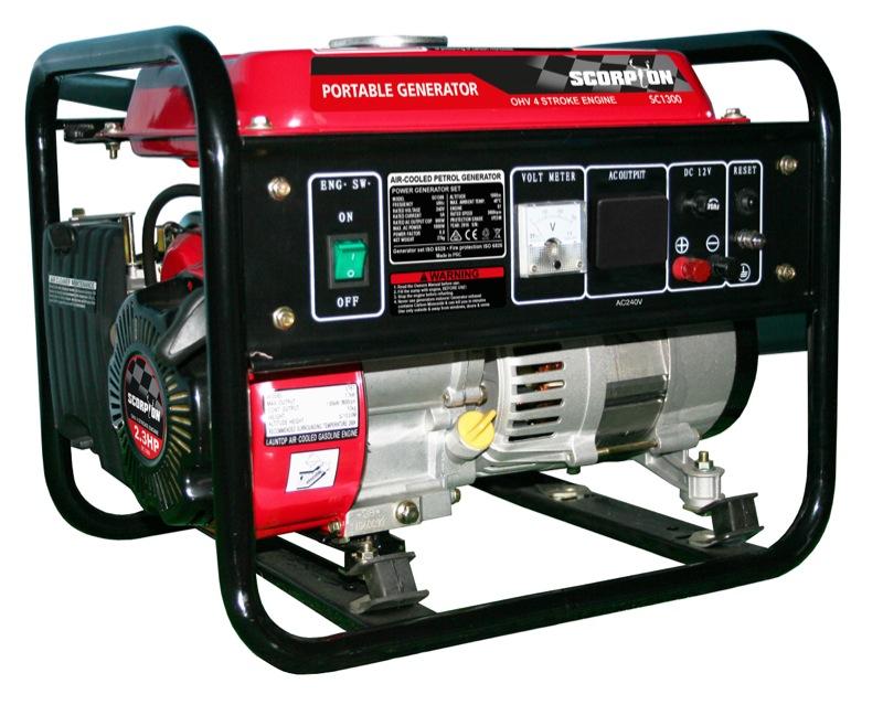 Scorpion 2.3Hp Petrol Generator