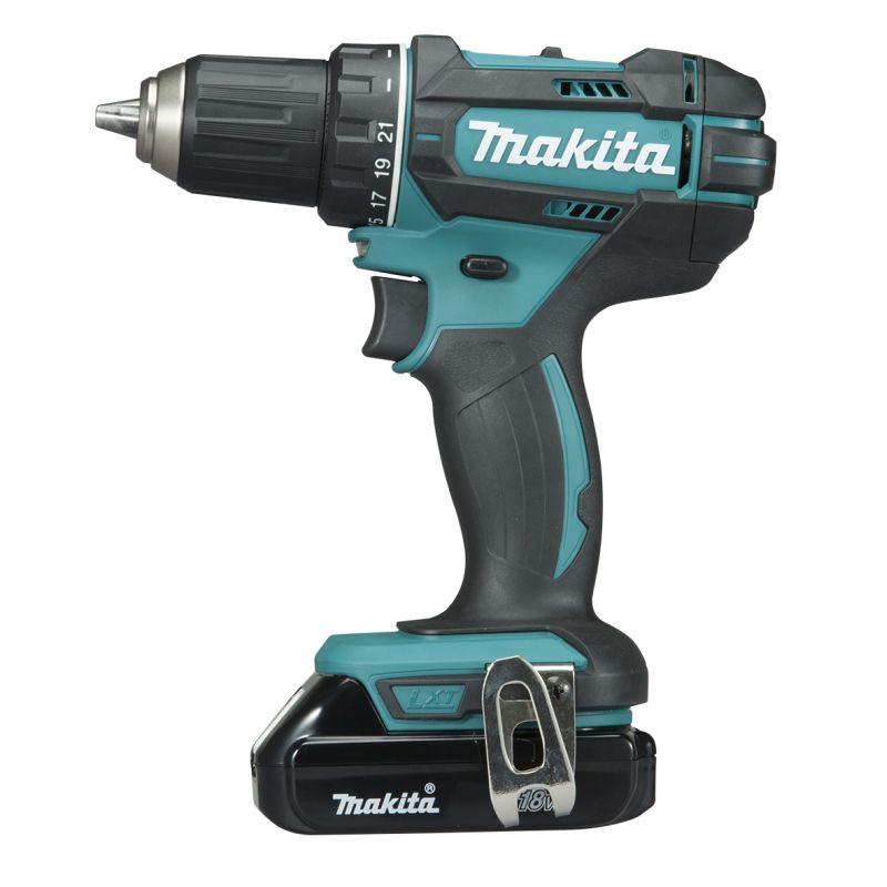 Makita 18V Drill Driver Kit DDF482SYE