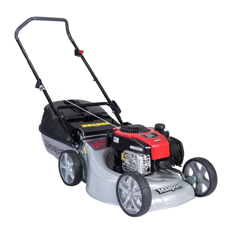 Masport 650ST S675 Mulch and Catch Mower