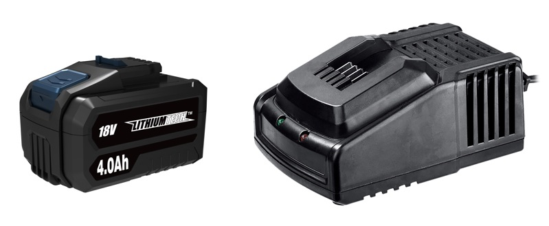 Rockwell 4.0Ah Li-Ion Battery & Charger Kit